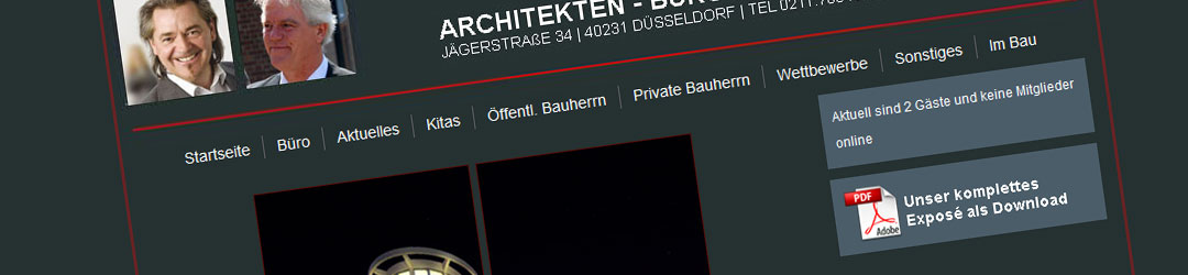Architekten - Büro Nagy Stromann