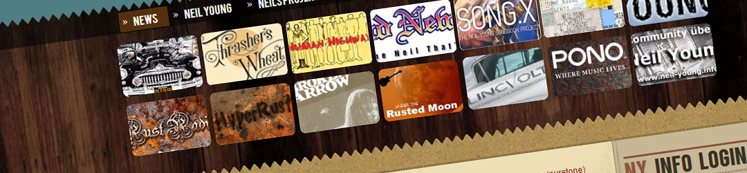 Neil Young Info